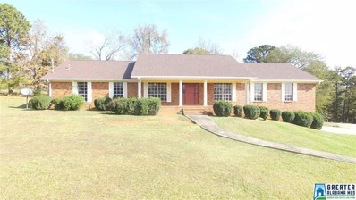 640 Mountain View Ln, West Blocton, AL 35184 - #: 845752