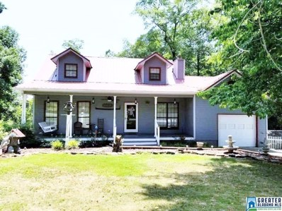 257 Mountain Woods Lake Rd, Warrior, AL 35180 - #: 849051