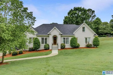233 Cahaba Oaks Trl, Indian Springs Village, AL 35124 - #: 849489