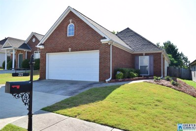 227 High Ridge Dr, Pelham, AL 35124 - #: 850805