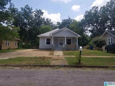 619 Knox Ave, Anniston, AL 36207 - #: 859889