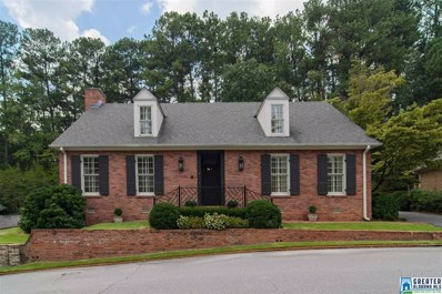 7 Cross Creek Dr, Mountain Brook, AL 35213 - #: 862200