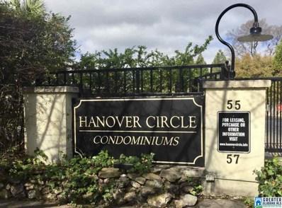 55 Hanover Cir S UNIT 103, Birmingham, AL 35205 - #: 862232