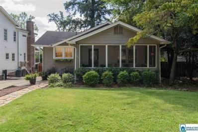 907 Irving Rd, Homewood, AL 35209 - #: 864521