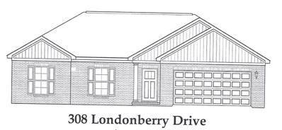 308 Londonberry, Dothan, AL 36303 - #: 172667