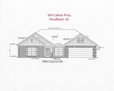 204 Cabrio Way, Headland, AL 36345 - #: 173799