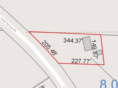 4168 Cedar Springs Road, Ashford, AL 36312 - #: 176236