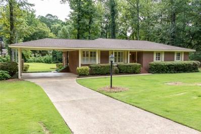 211 Carter Street, Auburn, AL 36830 - #: 138440