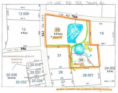 114 Lee Road 752, Salem, AL 36874 - #: 140809