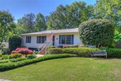 414 E University Drive, Auburn, AL 36832 - #: 141300