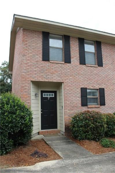 111 S Ross Street UNIT 7, Auburn, AL 36830 - #: 143143