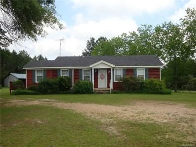 553 County Road 57 ., Verbena, AL 36091 - #: 403248