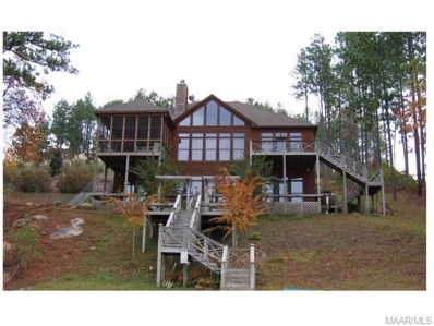 221 Mountain View Circle, Dadeville, AL 36853 - #: 428227