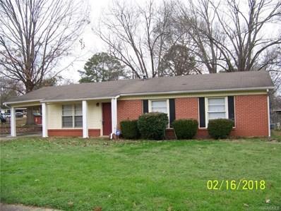 3409 VanCe Lane, Montgomery, AL 36109 - #: 428228
