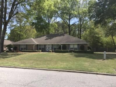 527 Seminole Drive, Montgomery, AL 36117 - #: 431119