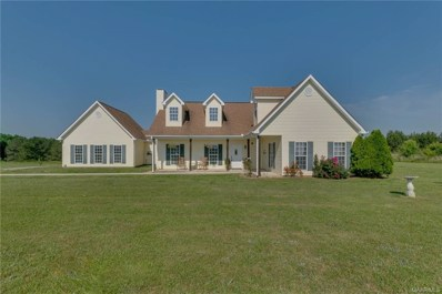1100 Co Rd 37 ., Thorsby, AL 35171 - #: 433769