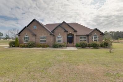 1277 Duren Rd ., Clanton, AL 35045 - #: 439429