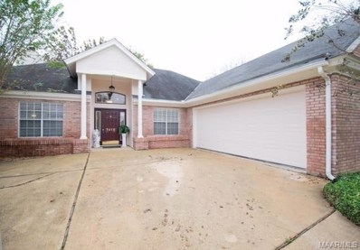 7416 Bell Creek Court, Montgomery, AL 36117 - #: 440133