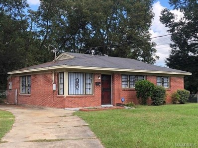 704 Upchurch Circle, Montgomery, AL 36105 - #: 444038