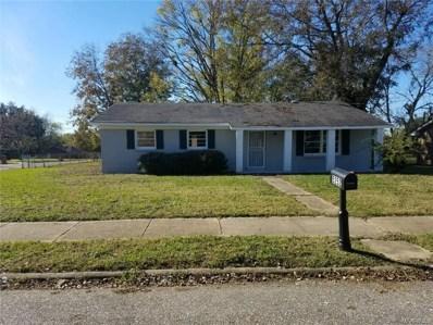 5252 Patricia Lane, Montgomery, AL 36108 - #: 444275