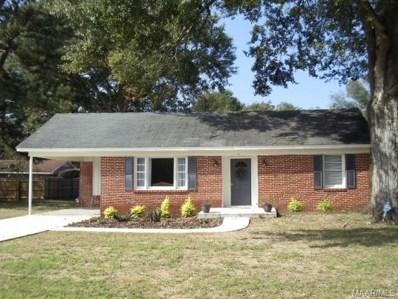 131 Vaughan Memorial Drive, Selma, AL 36701 - #: 444929