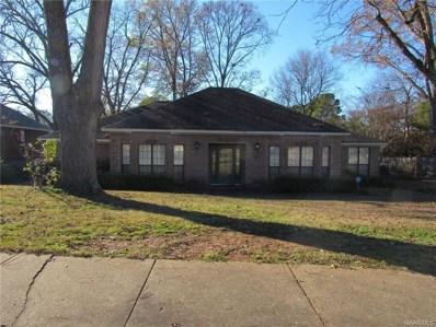 112 Wood Vale Drive, Montgomery, AL 36109 - #: 444991