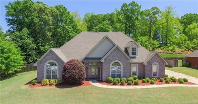 53 Pine Mountain Court, Millbrook, AL 36054 - #: 451172
