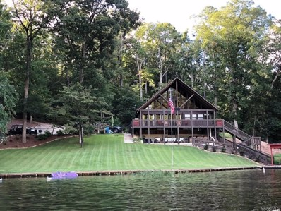 203 Co Rd 814 Lake, Clanton, AL 35046 - #: 451294