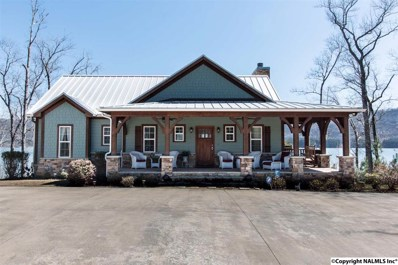 1877 Lookout Mountain Drive, Scottsboro, AL 35769 - #: 1090080