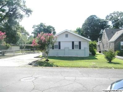 1609 Roosevelt Avenue, Gadsden, AL 35901 - #: 1096055