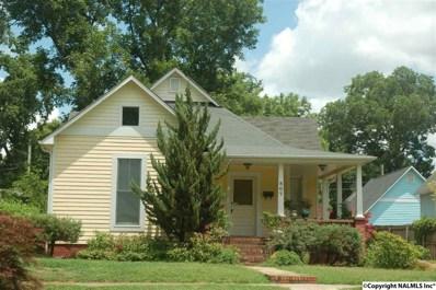 807 Ward Avenue, Huntsville, AL 35801 - #: 1096713