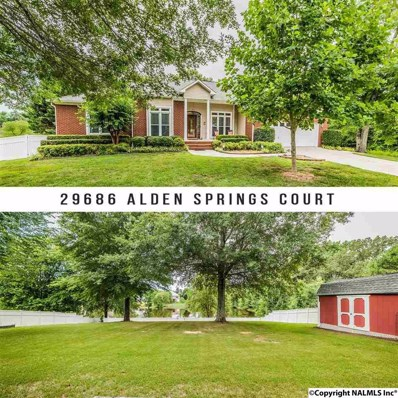 29686 Alden Springs Court, Harvest, AL 35749 - #: 1097001