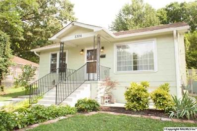 1304 Wells Avenue, Huntsville, AL 35801 - #: 1097051