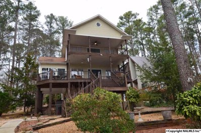 1161 Point Of Pines, Guntersville, AL 35976 - #: 1098430