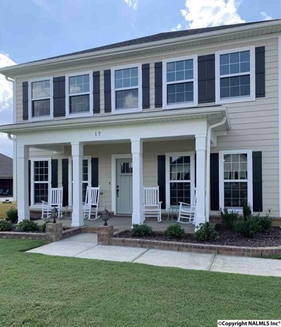 17 Notting Hill Way, Gurley, AL 35748 - MLS#: 1101458