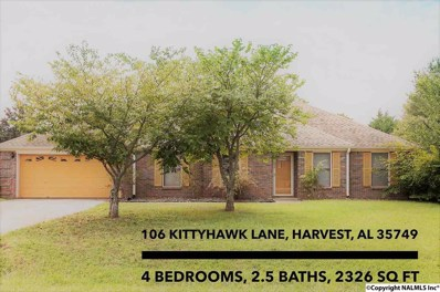 106 Kittyhawk Lane, Harvest, AL 35749 - #: 1101745