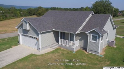 103 A F Smith Road, Owens Cross Roads, AL 35763 - #: 1102324