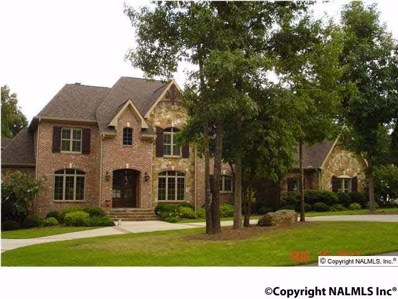 977 Cherokee Ridge Drive, Union Grove, AL 35175 - #: 1105221