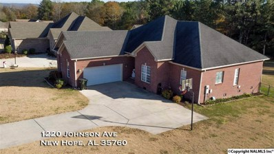1220 Johnson Avenue, New Hope, AL 35760 - #: 1106329