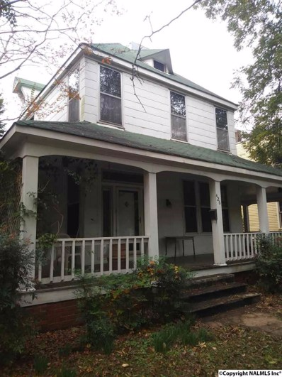 426 Sherman Street, Decatur, AL 35601 - #: 1106493