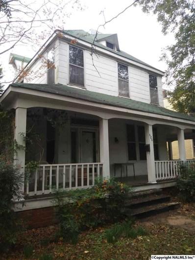 426 Sherman Street, Decatur, AL 35601 - #: 1106493