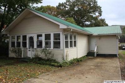 609 Alabama Avenue, Fort Payne, AL 35967 - #: 1106630