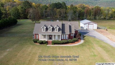 124 Green Mountain Road, Owens Cross Roads, AL 35763 - #: 1106782