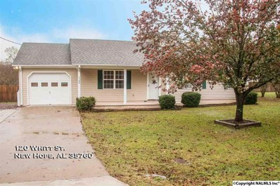 120 Whitt Street, New Hope, AL 35760 - #: 1106814