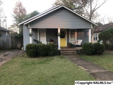 648 East Moulton Street, Decatur, AL 35601 - #: 1107717