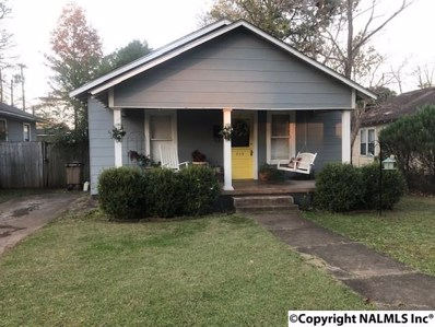 648 East Moulton Street, Decatur, AL 35601 - #: 1109015
