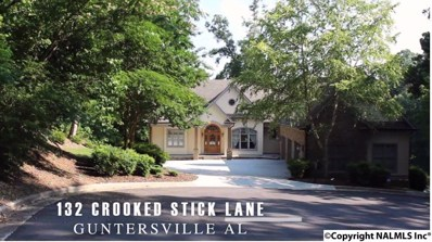 132 Crooked Stick Lane, Guntersville, AL 35976 - #: 1110881