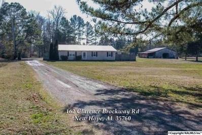 162 Clarence Brockway, New Hope, AL 35760 - #: 1110926