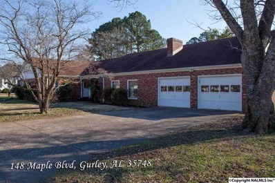 148 Maple Boulevard, Gurley, AL 35748 - #: 1111348