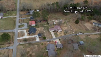 121 Williams Drive, New Hope, AL 35760 - #: 1112213